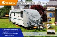 HC Outdoor Wohnwagen Abdeckplane Größe S 460 x...