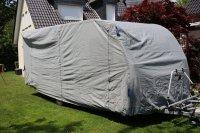 HC Outdoor Wohnwagen Abdeckplane Größe M 550 x...