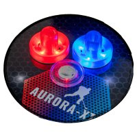 Carromco Airhockey - AURORA-XT, LED Version Spieltisch...