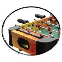 Carromco Kicker - GOALY-XT, Tischauflage Tischkicker im...