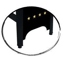 Carromco Kicker DEUTSCHLAND-XT Schwarz rot gold Design...