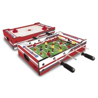 Carromco Kicker Airhockey MULTIGAME - 2in1 - FLIP-XM...