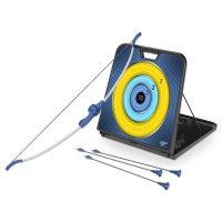 Carromco Bogen und Pfeil Set mit Zielscheibe im Koffer...