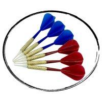 Carromco Elektronik Dartboard SCORE-301 #2, 4-Loch Abstand