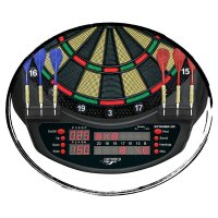 Carromco elektronisches Dartboard STRIKER-401 Dartautomat...