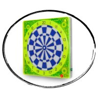 Carromco Smartness online connect Dartboard SQUARE-501,...