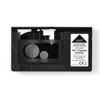 Nedis VHS-C Adapter, VHS-C-Kassettenadapter, Kassette,...