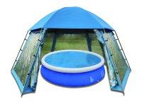 Universal-/ Poolpavillon für Aufstellpools XXL, ca....